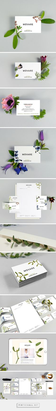 MOVARE Healing Clinic Branding by Manx Design | Fivestar Branding Agency – Design and Branding Agency & Curated Inspiration Gallery