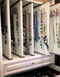 hanger for necklaces - Google Search