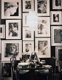 VINTAGE & CHIC: decoración vintage para tu casa · vintage home decor: Belleza clásica [] Classic beauty