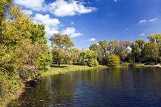 Grand Calumet Lagoon at Gary, Indiana