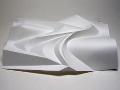 Relief of a wave by Jun Mitani, via Flickr