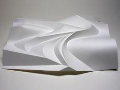 Relief of a wave by Jun Mitani, via Flickr