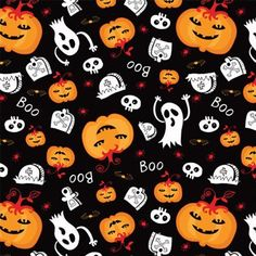 Halloween Print - Boo