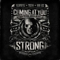 Neophyte, Tieum & Rob Gee - Coming at you Strong (gruiiik remix)
