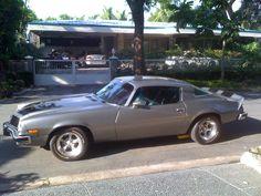1977 Camaro | graybumblebee's 1977 Chevrolet Camaro