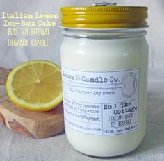 Hey, I found this really awesome Etsy listing at https://www.etsy.com/listing/182460657/no1-the-cottage-italian-lemon-ice-box