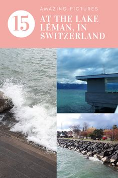 Pictures that make you want to visit Switzerland!!! #travel #travelinspo #travelinspiration #switzerland #lake