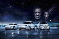 """EMIR HAVERIC ·VOLKSWAGEN // """"Future for everyone. Innovation for everyone"""" is the claim of thenew e-mobility campaign that Emir Haveric recently shot for Volkswagen.Beside theVolkswagen e-cars XL1 , e-up! and e-Golf the leading characters of the campaign areWilliam Shatner and Leonard Nemoy,better known asCaptain James T. Kirk and Mr. Spock from the TV series """"Star Trek"""" wholeft their starship Enterprise and came the long way down to L.A."""