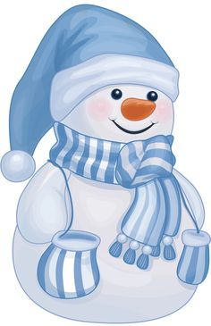 the snowman: Vector happy snowman cartoon isolated. Clipart Noel, Snowman Clipart, Christmas Clipart, Christmas Printables, Christmas Pictures, Christmas Rock, Christmas Snowman, Christmas Projects, Holiday Crafts