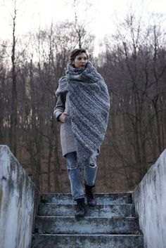 Handmade by lilien F/W 2016 Hand Crochet, I Shop, Fur Coat, Winter Jackets, Shopping, Fashion, Lilies, Winter Coats, Moda