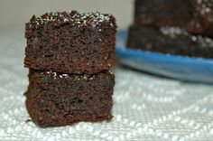 Chewy Date Brownies