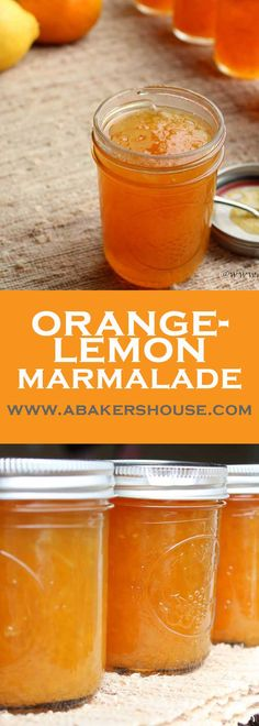 Bright and citrus-filled, homemade orange lemon marmalade will brighten any winter's morning. With a bit of preparation now, you can easily make and preserve this marmalade then enjoy it in the months to come.