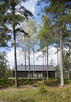 Villa Wallin / Erik Andersson Architects