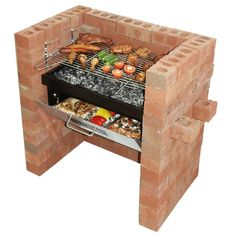 diy charcoal grill - Google Search