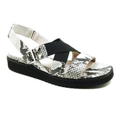 """The """"Gail"""" by Aquatalia in Marble Python"""