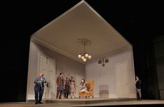 Don Pasquale en el Gran Teatre del Liceu de la mano de uno de los directores de escena más destacados del momento, Laurent Pelly.