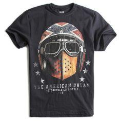 T-shirt-Estampada-Preta