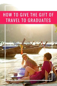 Help new graduates collect memories not things. Six reasons to give the gift of travel to graduates with the Contiki Tours gifter campaign. | teen travel | millennial travel | summer vacation