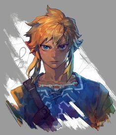 The legend of Zelda - Link Character Inspiration, Character Art, Character Design, Character Ideas, Cartoon Games, Legend Of Zelda, Pigeon, Manga, Art Inspo
