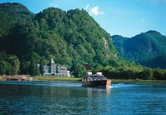 A quaint waterside hotel in the Lake District, including breakfast, three-course dinner, plus a spot of tea and cake