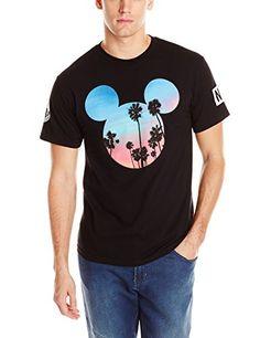 09098831716 neff Men s Palms Mickey Prime T-Shirt