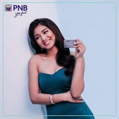 @Regrann from @reidiantxlustreous -  Here's to saying yes to bigger opportunities. Thanks, Nadine for choosing PNB. Always the bank you can lean on.  #YouFirst #PNBph #NadineLustre #JaDine ©pnbph fb #Regrann