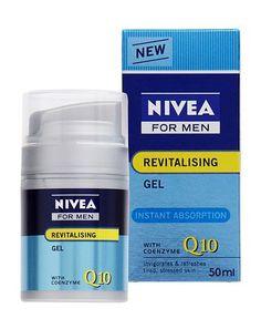 Nivea For Men Revitalising Gel