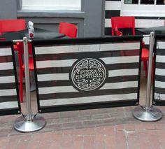 cafe barrier system #cafe #cafe barriers
