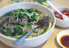 Warm, vibrant, comforting and textured. Pho is the business and here are some of our favourites.