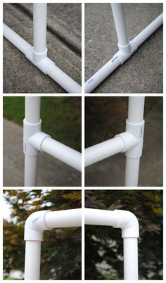 Tutorial: How to Build a Party Backdrop From PVC Pipe (Pipe and Drape System)