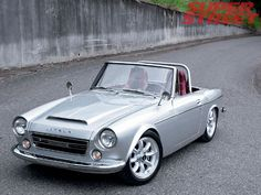 1968 Datsun 2000-I owned a Datsun once. My favorite car overall!