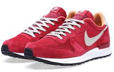 "Nike Air Solstice QS ""Storm Red"""