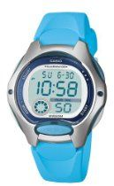Shop for Casio Women's Core Blue Resin Quartz Watch with Digital Dial. Get free delivery On EVERYTHING* Overstock - Your Online Watches Store! Digital Sports Watch, Digital Watch, Sport Watches, Watches For Men, Cheap Watches, Sage Group, Casio Vintage, Casio Digital, Digital Light