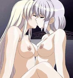 Anime Blonde Lesbians Hentai Lesbians Anime Sexy D Anime Manga Yuri Lesbians Sexy Anime Erotic Gifs