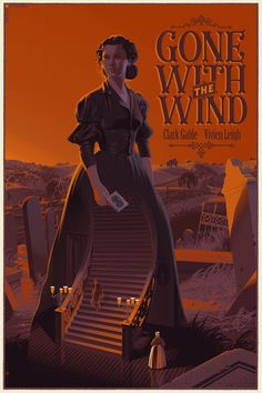 """""""Gone with the Wind"""" by Laurent Durieux"""