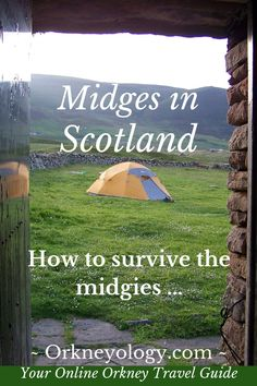 Which Midge Repellents and Products Work, and How to Avoid Them If you're coming to Scotland's Highlands and islands, you WILL want to be prepared for the midges. Rackwick Valley in the Orkney Islands, Scotland, is one of the midgiest places Scotland Vacation, Scotland Road Trip, Places In Scotland, Scotland Travel, Camping Scotland, Honeymoon In Scotland, Visiting Scotland, Inverness, Harry Potter Château