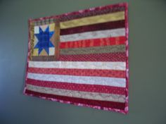 American Flag Quilt - Tabletop or Wallhanging | Quilt, Flags and ... : american flag quilts for sale - Adamdwight.com