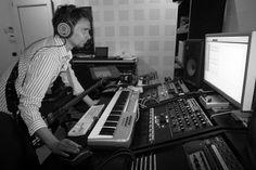 Matt In The Studio 2009 - The RESISTANCE