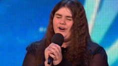 Britain's Got Talent 2015 -  Emma Jones Beautiful Performance of Ave Maria ...... The 23-year-old singer from Cumbria looks terrified when she appears on stage.  But it's Emma's night to shine, and her beautiful rendition of Ava Maria has everyone enthralled.