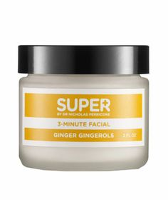 Best Quick-Fix Face Mask: Super 3-Minute Facial by Dr. Nicholas Perricone