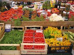 Campo de' Fiori: Campo De Fiori Morning Market