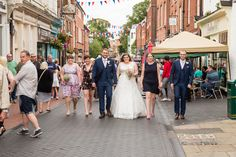 Weddings at The George Hotel, Lichfield | Wedding Venues in Lichfield! Wedding Photos!