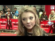Game Of Thrones Natalie Dormer Interview - The Red Wedding Reaction & Season 4