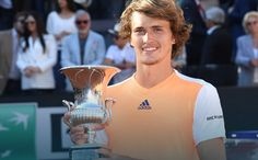 Alexander Zverev Claims His First ATP Masters 1000 Crown - Tennis For All