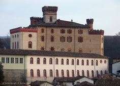 The Wine Cellars of Marchesi di Barolo by panoround, via Flickr