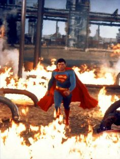 Christopher Reeve Superman 3