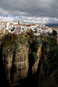 A Beautiful Place, Ronda Spain