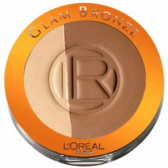 L'Oreal Glam Bronze Duo Powder 9g