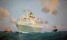 Foto's aan boord van de Zaandam Holland America Line, Job 1, Ship Paintings, Nautical Art, Shore Excursions, Ship Art, Battleship, Rotterdam, Paddle