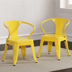 Kids Tabouret Stacking Chair (Set of 2) - Overstock™ Shopping - Great Deals on Kids' Chairs